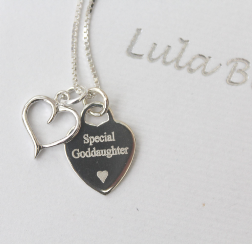 Gift for a Goddaughter -  FREE ENGRAVING